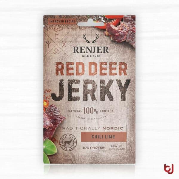 Renjer-red-deer